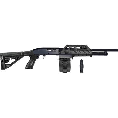 Adaptive Tactical Shotgun