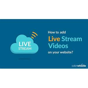 Add streaming video to your website put video on your web page embed video scam?