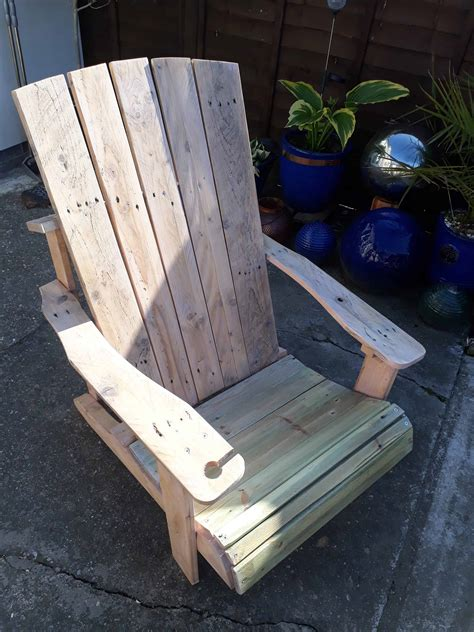 adirondack chairs made from pallets.aspx Image