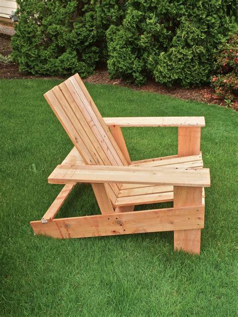 Adirondack chair diy Image