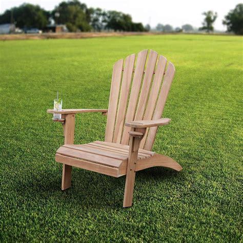 Adirondack chairs Image