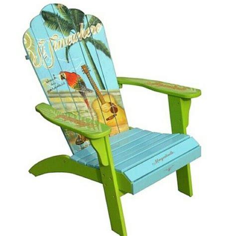 Adirondack chairs jimmy buffett Image
