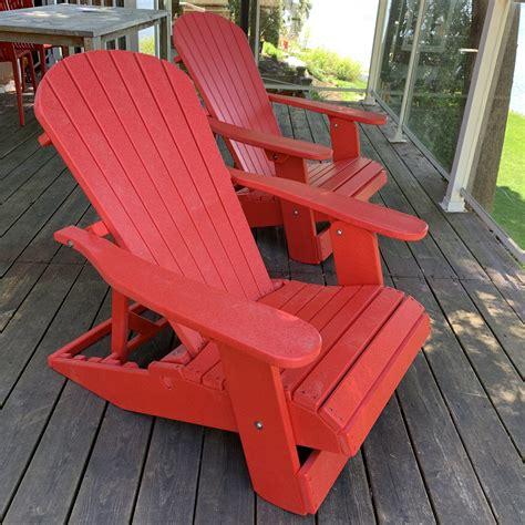 Adirondack chairs new york Image
