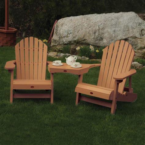 Adirondack composite chairs Image