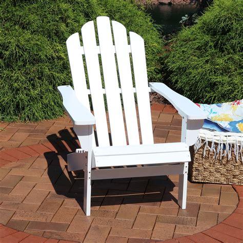 Adirondack lawn chair Image