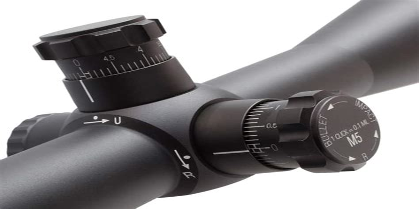 Adjust Rifle Scope Left Right