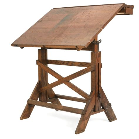adjustable drafting table plans.aspx Image