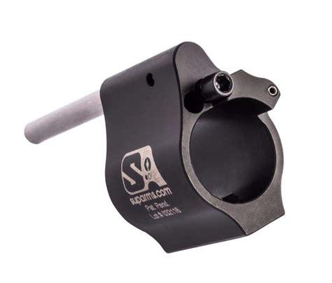 Adjustable Gas Block 750 Superlative Arms