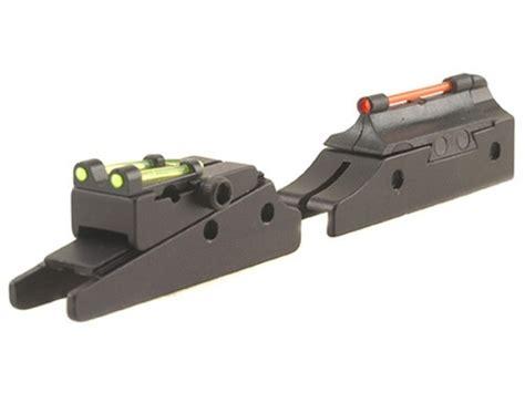 Adjustable Sights For A Remington Shotgun