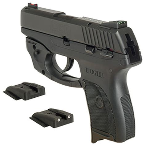 Adjustable Sights For Ruger Lc9 And Fingers Sliced Cut On Ruger Lc9