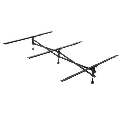 Adjustable center bed support Image