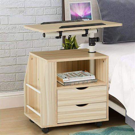Adjustable End Table Plans Image