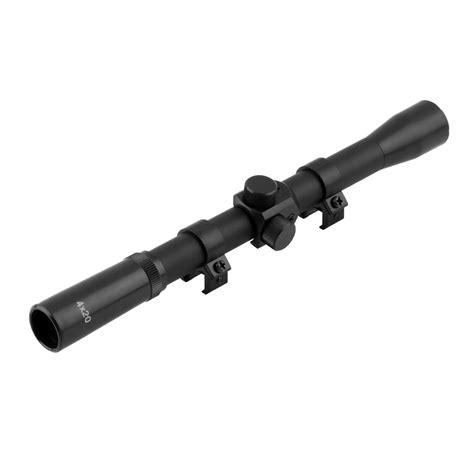 Adjusting Telescopic Sights Air Rifle