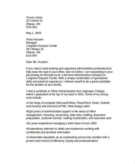 It Administrator Cover Letter Sample | Best Resume Format ...
