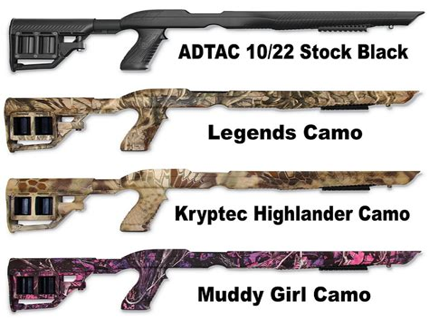 Adtac Rm4 10 22 Rifle Stock