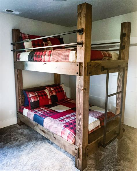 Adult loft bed plans Image