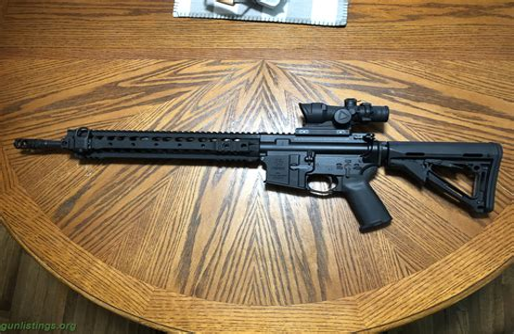 Advanced Armament 300 Blackout Rifle