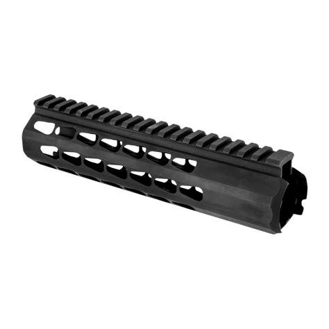 Advanced Armament Ar15 Square Drop Handguards Black