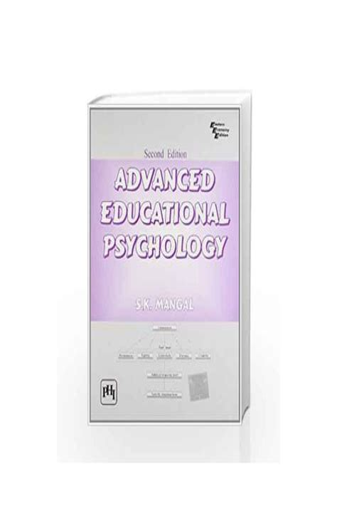 Advanced Educational Psychology Books Pdf