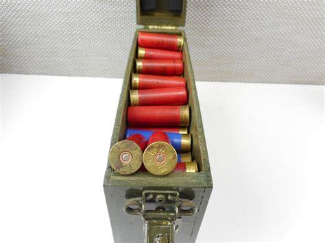 Advanced Military Shotgun Shells