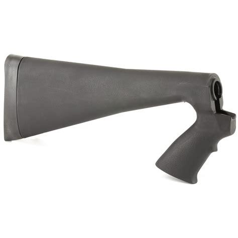 Advanced Technology Shotgun Fixed Pistol Grip Buttstock And Hks 9mm Speed Loader Review