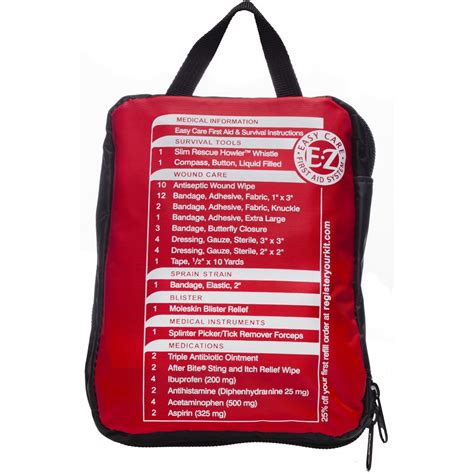 Adventure First Aid 1 0 Kit By Adventure Medical Kits