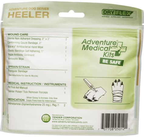 Adventure Medical Kits Heeler Dog Medical Kit