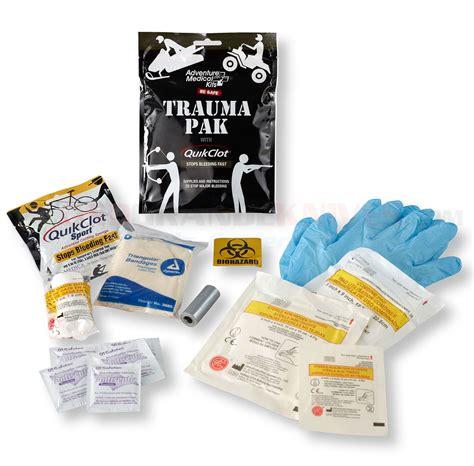 Adventure Medical Kits Trauma Pak W Quikclot