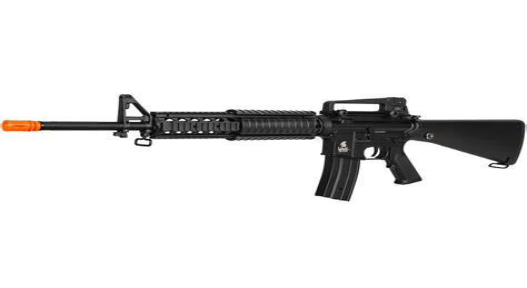 Aeg Regulated Sniper Rifles