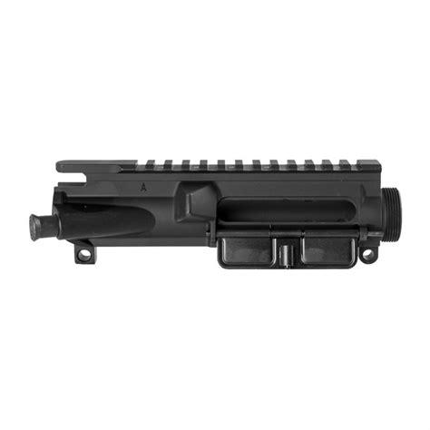 Aero Precision Ar15 Upper Receiver Assembled No Auto Sear Cut Upper Receiver Assembled No Auto Sear Cut Black