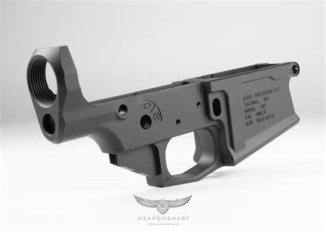 Aero Precision M5 308 AR10 Stripped Lower Receiver DPMS