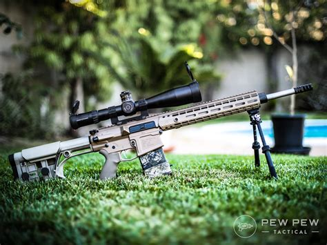Aero Precision M5e1 Rifle Review