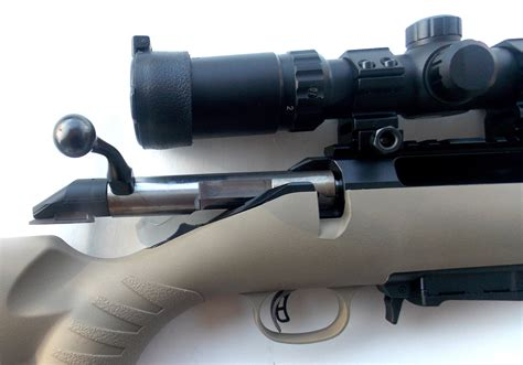 Affective Range For Ruger American Rifle