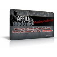 Affiliacademie experience