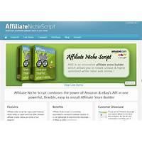 Coupon for affiliate store builder amazon & ebay® affiliate niche script