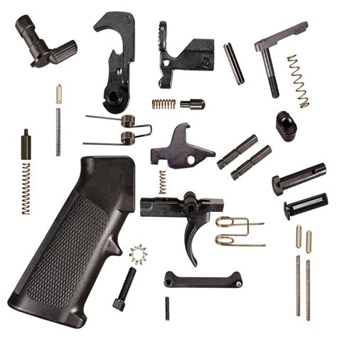 Affordable Ar 15 Lower Parts Kit And Parts Kit Ar15 Lower Pins And Springs