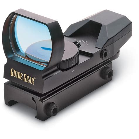 Affordable Red Dot Sight For Ar15