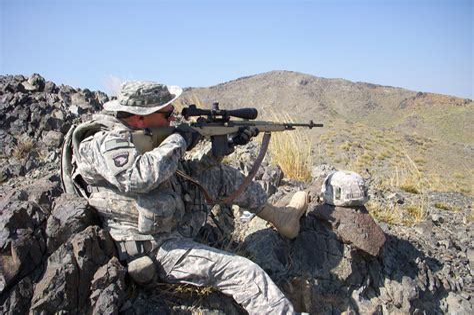 Afghanistan Sniper Rifle