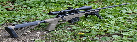 Aftermarket Savage Rifle Stocks