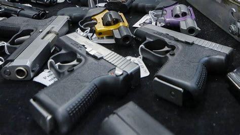 Age To Buy Handgun In Nc
