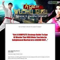 Age of wushu guru strategy guide for age of wushu promotional code