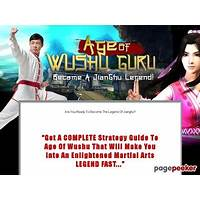 Age of wushu guru strategy guide for age of wushu secret codes