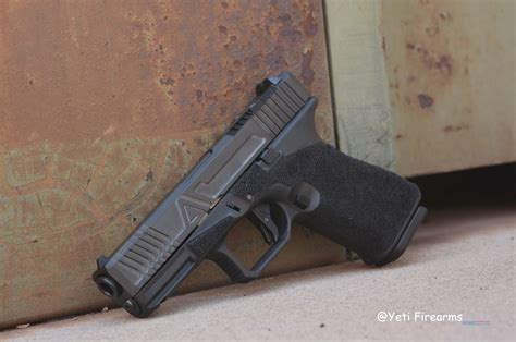 Agency Arms Glock 19 Complete Build Images