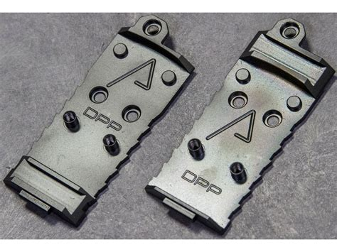 Agency Optic System Plates Aos Plate For Deltapoint Pro Rear Dovetail