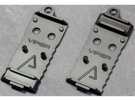 Agency Optic System Plates Aos Plate For Vortex Viper Front Dovetail