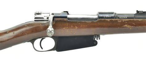 Agentine Model 1891 Rifle