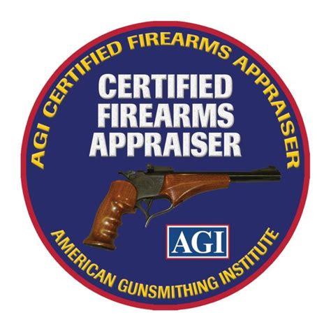 Agi Certified Gunsmith