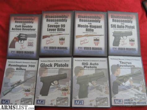 Agi Gunsmithing Dvds