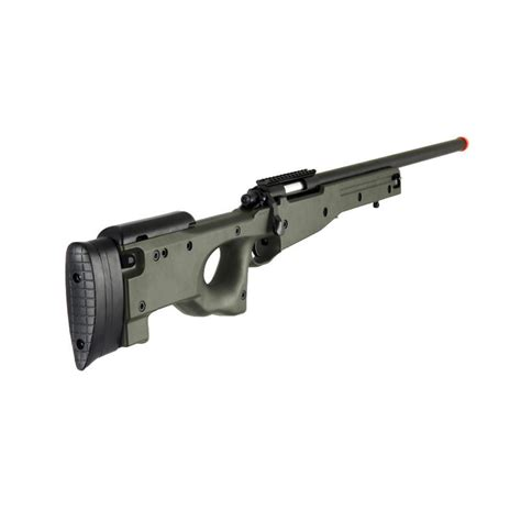 Agm Full Metal Bolt Action Sniper Rifle Airsoft