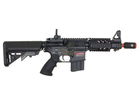 Agm Full Metal M4 Stubby Killer Airsoft Aeg Rifle